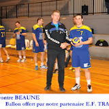 Seniors masculins 1 contre Beaune (13-04-13)