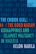 The Chibok Girls by Helon Habila - cover