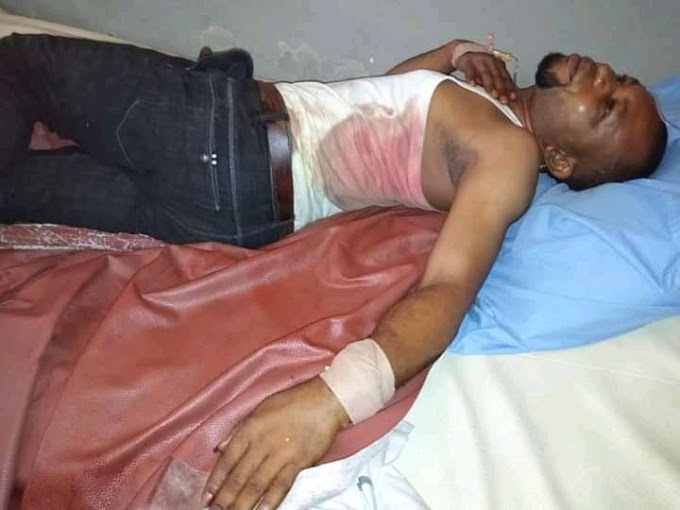 PDP SUPPORTERS ATTACKED DURING CAMPAIGN IN RIVERS STATE