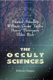 Cover of Edward Smedley's Book The Occult Sciences