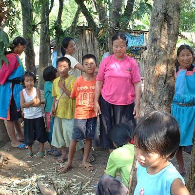 Village Yao Thailande