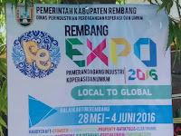 Hadiri Rembang Expo 2016