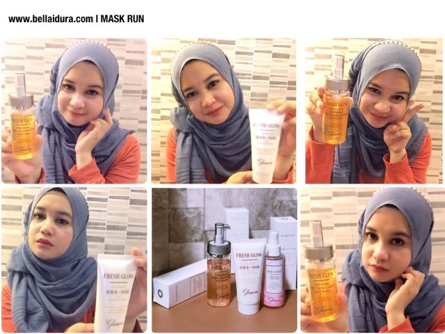 tips penjagaan wajah, glamora
