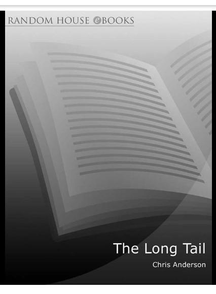 buku The Long Tail - Chris Anderson