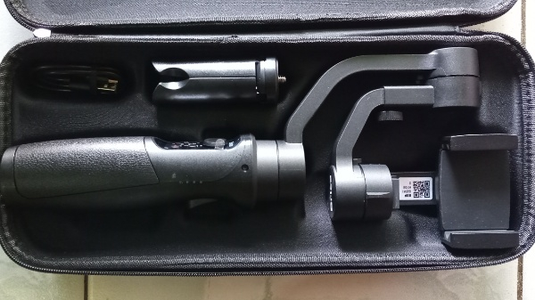 Unboxing Stabilizer Brica B-Steady Pro