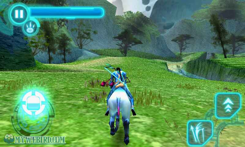 Explore the Avatar world with Direhorse