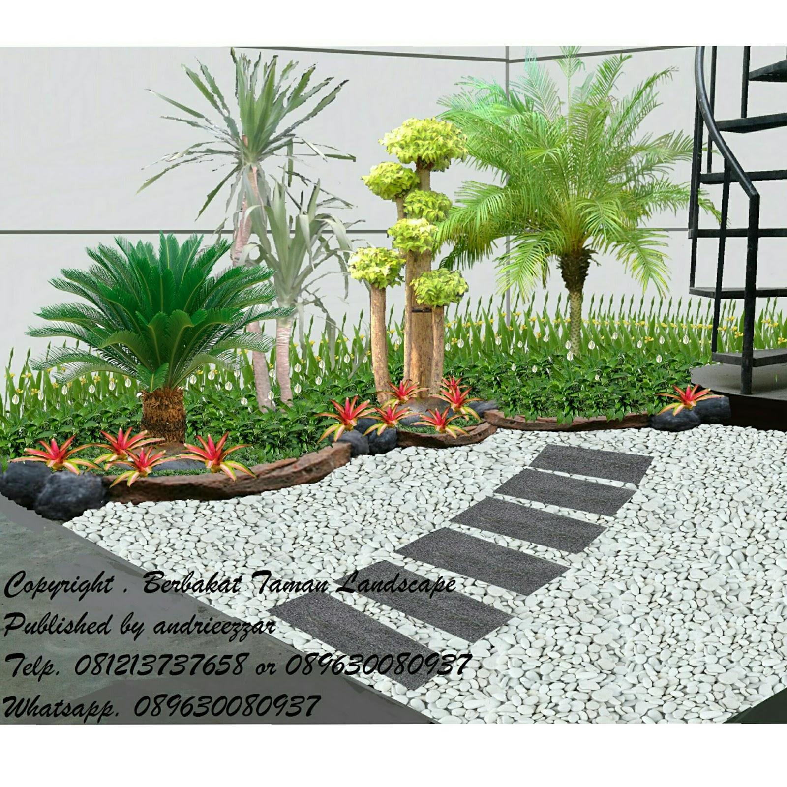 Beberapa Contoh Desain Taman Indoor Terbaik