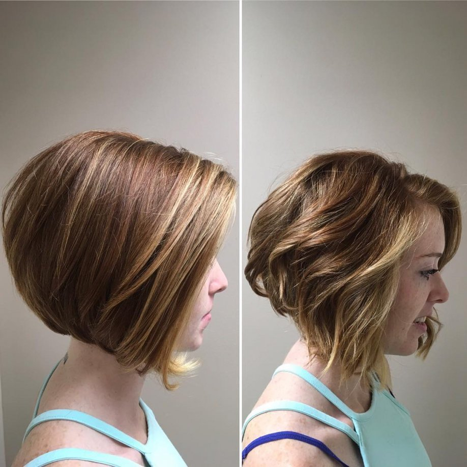 Best 10 Medium Bob Hairstyles 2018 For Women's 2