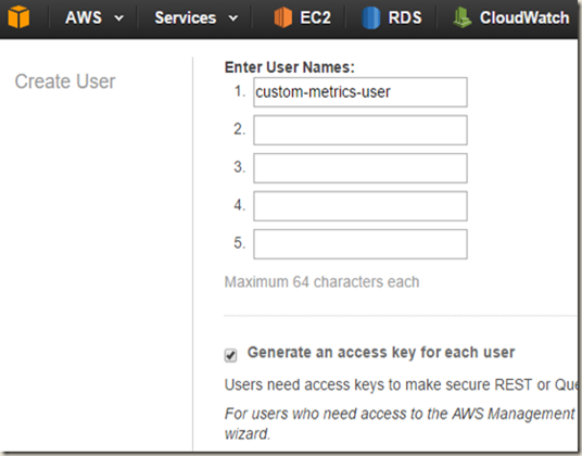 Monitor EC2 Memory Usage using AWS CloudWatch | Experience
