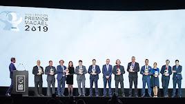 Fotografía de familia de la edición de 2019.