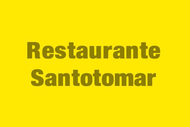 Restaurante Santotomar es Partner de la Alianza Tarjeta al 10% Efectiva
