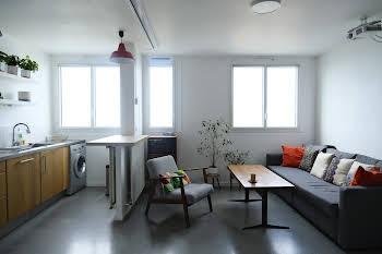 Appartement meublé 2 pièces 43,81 m2