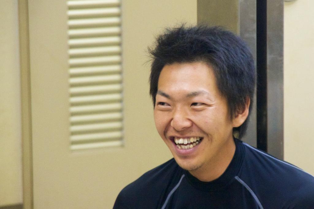 小野嵩さん