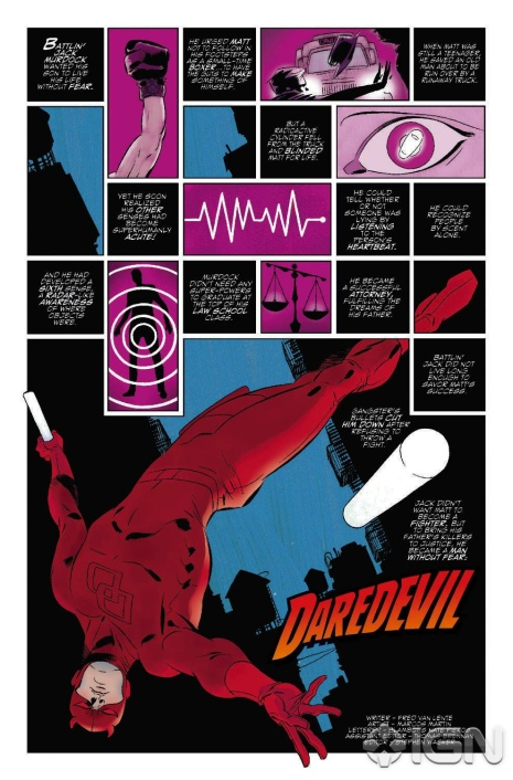 NOVEDADES: Daredevil y Punisher Daredevil1