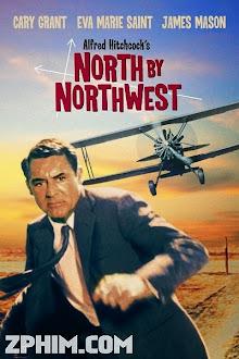 Bắc Tây Bắc - North by Northwest (1959) Poster