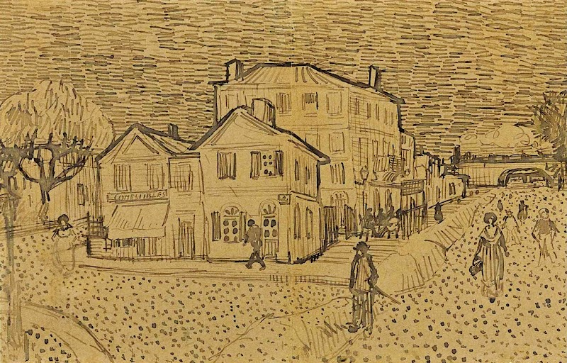 excerpt from letter to john russell, vincent van gogh