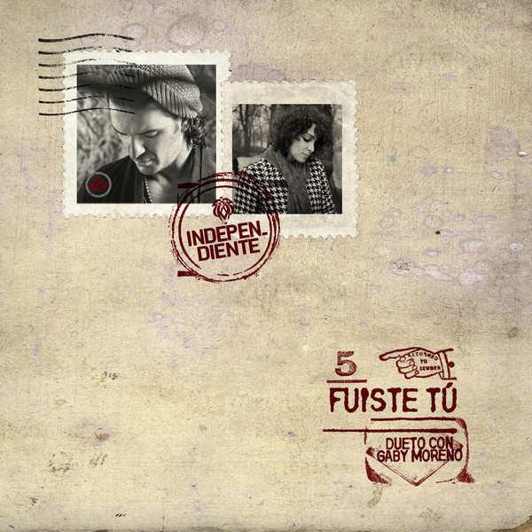 Ricardo Arjona feat. Gaby Moreno - Fuiste tu 10022012