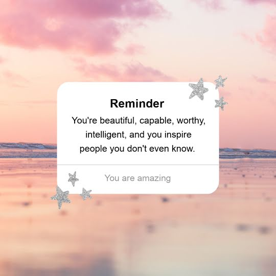 You Are Amazing - Instagram Post Template