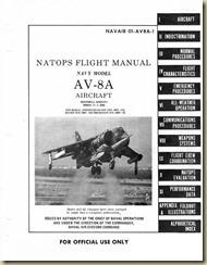 AV-8A Manual