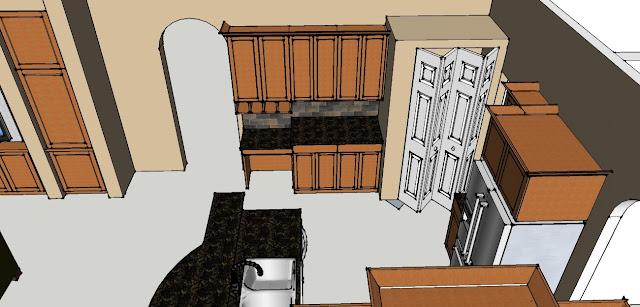Johnson Kitchen Left Wall Facing Opt 2