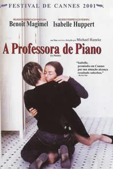 capa A Professora de Piano