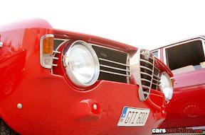 Alfa Giulia GTA Grill