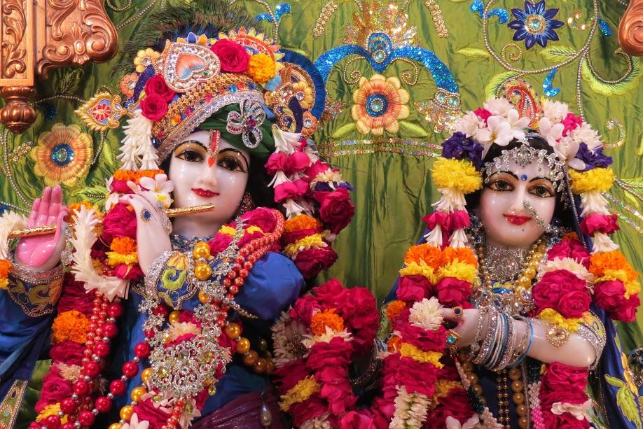 ISKCON Vallabh vidhyanagar Deity Darshan 10 jan 2017 (3)