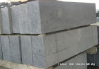 Granite flammed Block