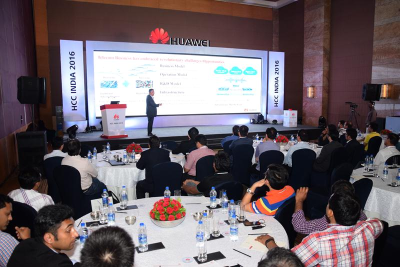 Huawei Cloud Congress India 2016 - 19