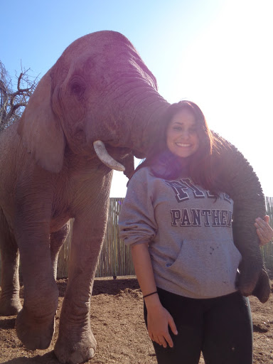 Jessica Pelland - #StudyAbroadBecause... you'll discover yourself in discovering your love for a new country
