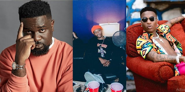 I Have A Song With Wizkid But Haven't Released It Because the Outcome was Very Bad – Sarkodie Says [Video]