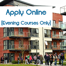 Evening Course Apply Online