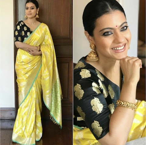 The Actresses Shows Impeccable Way To Style Your Silk Saree For Special Occasion |
