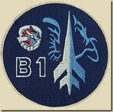B-1 Emblem