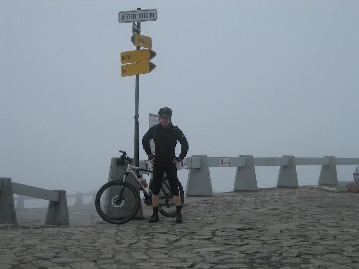 Jescken (1.012 m) Obligatorisches Ich-war-hier!-Foto