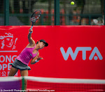Lin Zhu - Prudential Hong Kong Tennis Open 2014 - DSC_3204.jpg