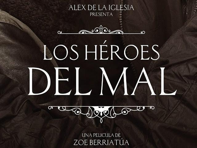 Οι Ήρωες του Κακού (Los héroes del mal) Wallpaper