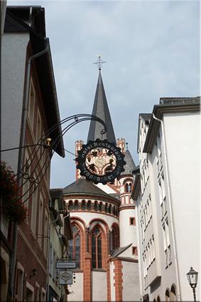 Iglesia de San Pedro - Bacharach