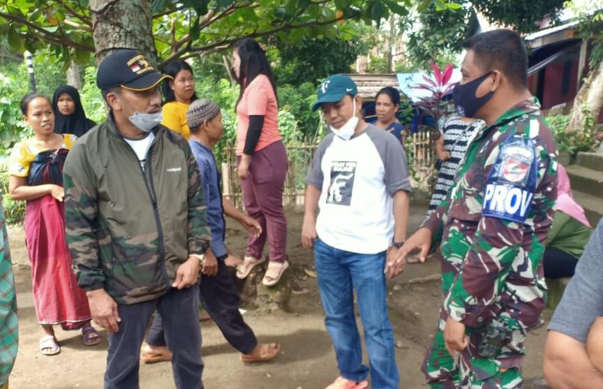 Panca Putra Ganda Grup Peduli Gempa Bumi Majene - Mamuju
