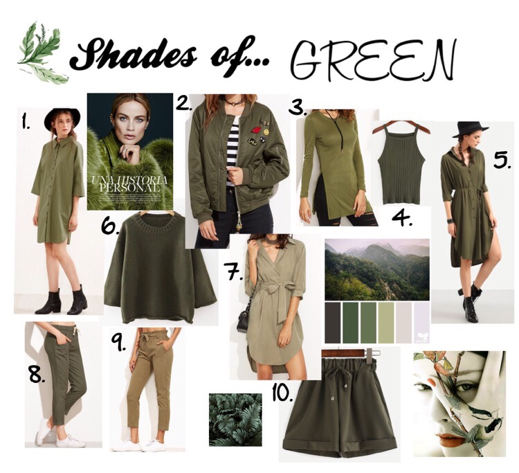 shein-wishlist-khaki-shades-of-green