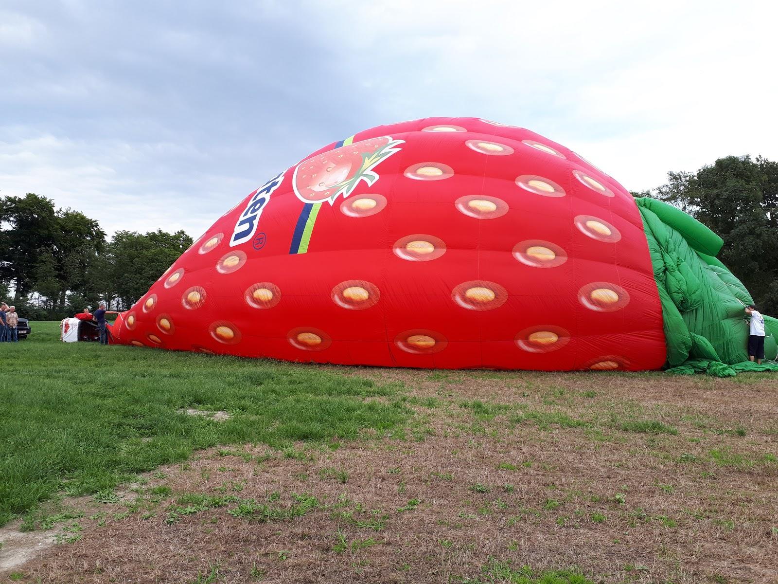 Ballonvlucht winnaars 2016
