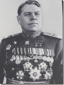 Mikael Korsika  Gouverneur général de Sibérie