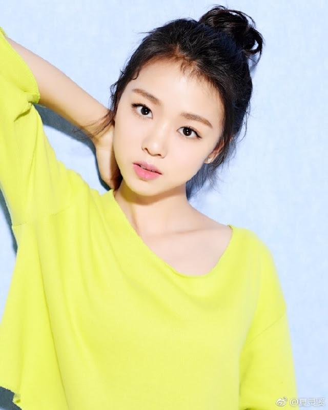 Xia Lingxi China Actor
