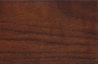 ruby walnut wood sample