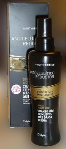 Anticelulítico reductor Vanity Series