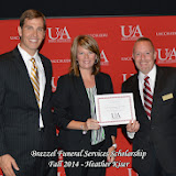 Scholarship Awards Ceremony Fall 2014 - Heather%2BKiser.jpg