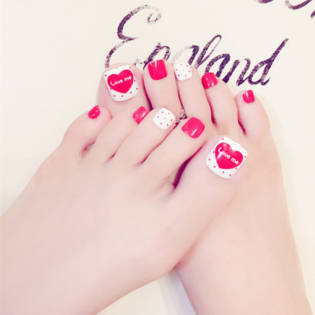 CREATIVE TOE NAIL ART DESIGNS FOR SUMMER 2019 3