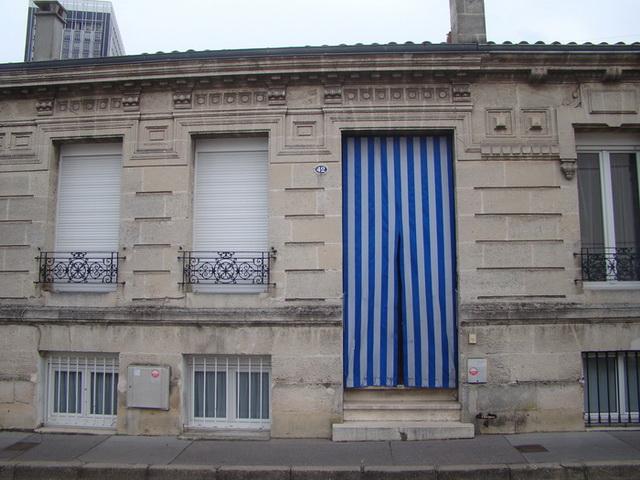 A la d couverte des chemins de gironde et d 39 ailleurs for Rideau porte fenetre exterieur
