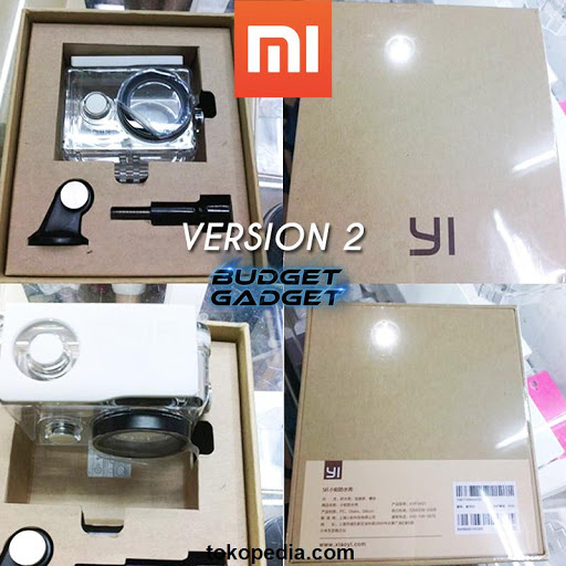 Xiaomi Yi Camera Original Waterproof Case Underwat