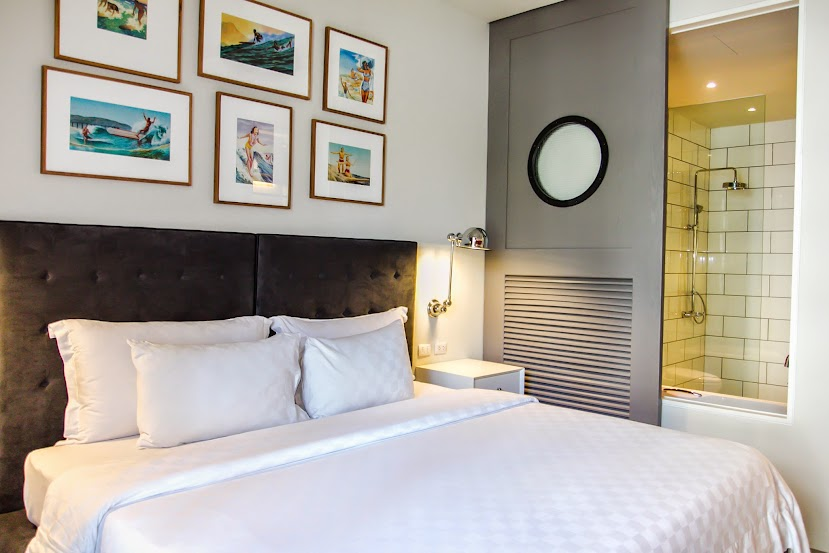 Deluxe Room Sugar Marina Resort-Surf-Kata Beach